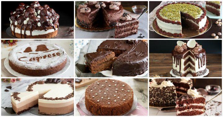Ricette Torte al cioccolato ricette - Torta al cioccolato ricetta