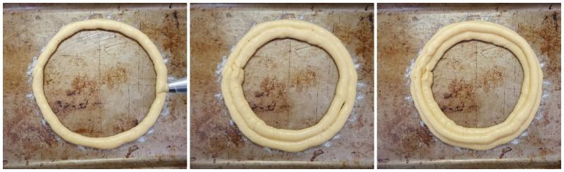 La forma ad anello - Paris Brest ricetta originale