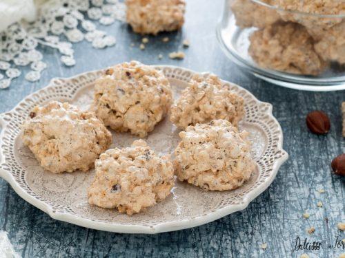 Brutti ma Buoni, ricetta biscotti 3 ingredienti