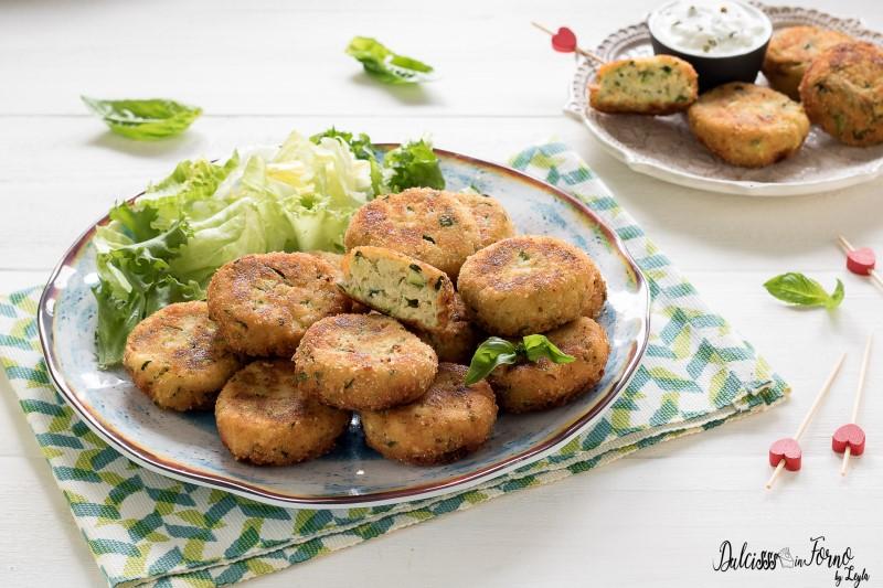 Polpette di zucchine e ricotta ricetta