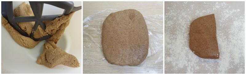 Impasto del biscotto Speculoos ricetta