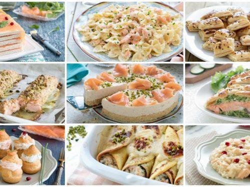 Ricette con salmone: 30 ricette da non perdere (facili e veloci)