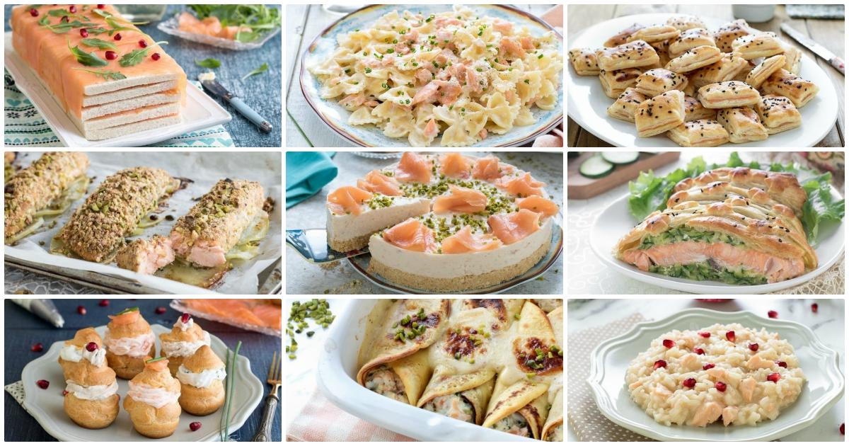 Ricette con salmone ricette