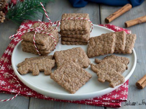 Speculoos, ricetta biscotti speziati deliziosi