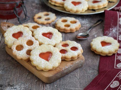Spitzbuben: i biscotti tirolesi (ricetta originale)
