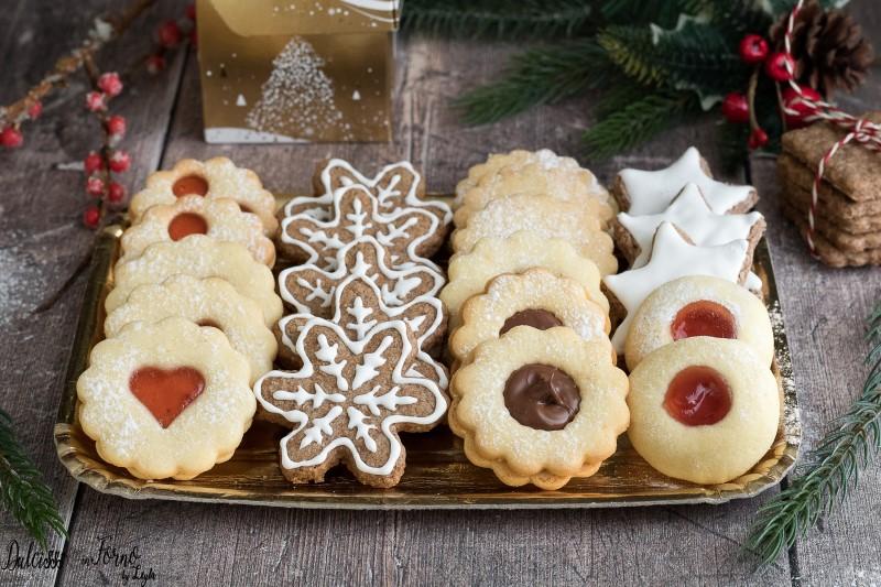 Biscotti Finti Per Albero Di Natale.Biscotti Di Natale 30 Ricette Di Biscotti Natalizi Da Non Perdere