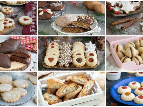 Biscotti di Natale: 30 ricette da non perdere!