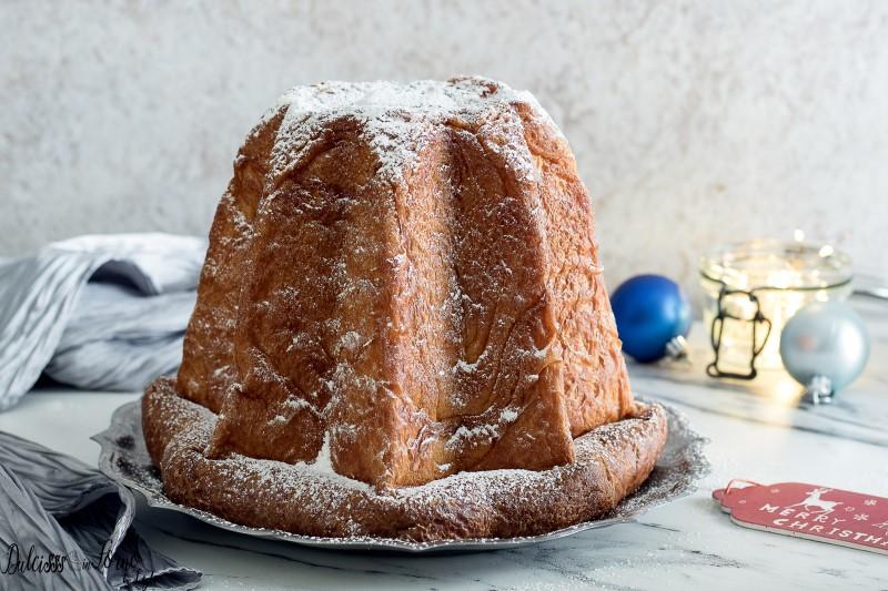 Pandoro ricetta pan d'oro