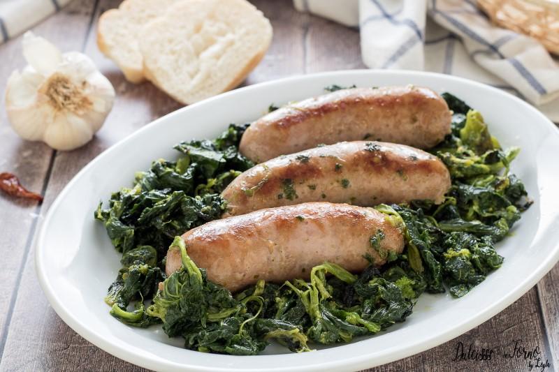 Salsiccia e friarielli ricetta