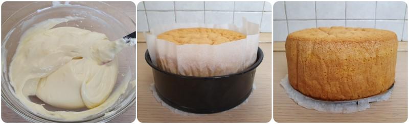 Base per Torta mimosa ricetta facile