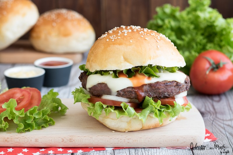 Ricetta Hamburger Fatti In Casa Giallozafferano.Ricetta Hamburger Ricetta Per Fare Gli Hamburger Fatti In Casa Perfetti
