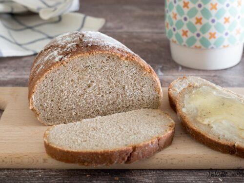 Pane di segale, ricetta con farina di segale – passo passo