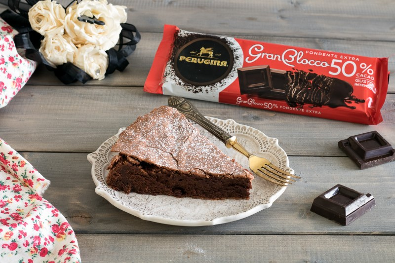 Torta cioccolatino ricetta