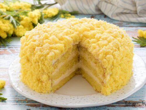 Torta Mimosa: ricetta dolce delicatissimo con passo passo
