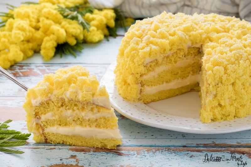 Torta mimosa ricetta originale