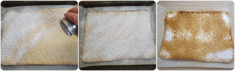 Cottura della pasta sfoglia - Ricetta Torta Saint Honorè