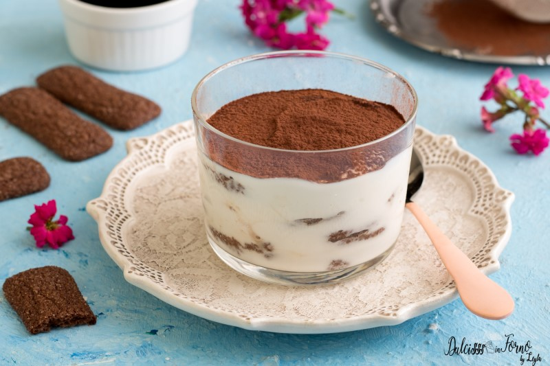 Tiramisù light ricetta Tiramisù light ricetta ricette fit, dolci fit