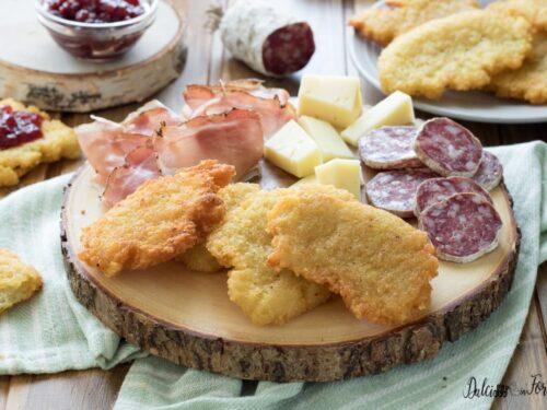 Tortei di patate – solo 3 ingredienti