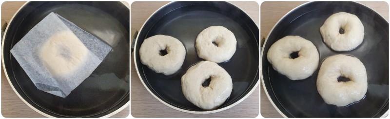 Pane bollito in acqua - Ricetta Bagel