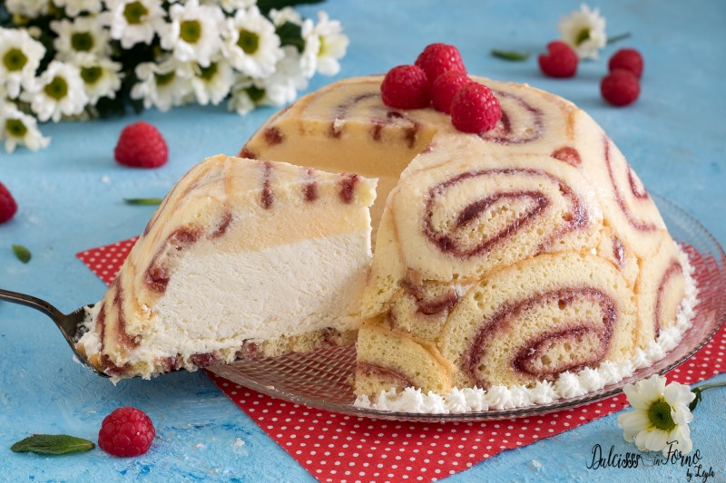 Torta Charlotte Royale ricetta