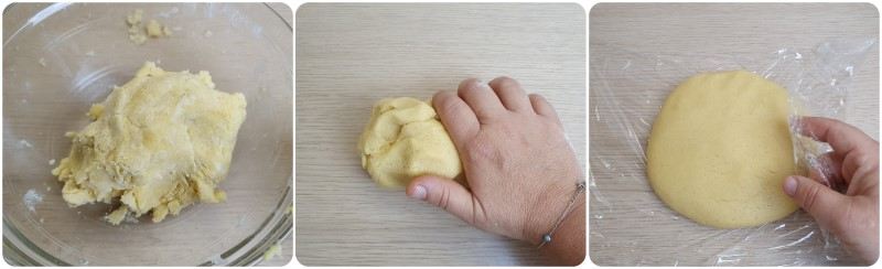 Pasta frolla pronta - Ricetta Crostata veloce