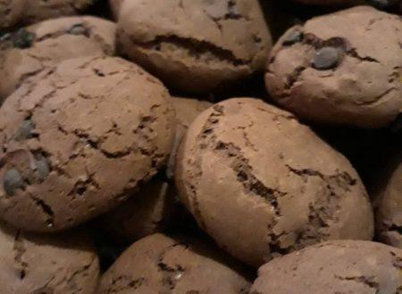 Biscotti al cacao (senza glutine)