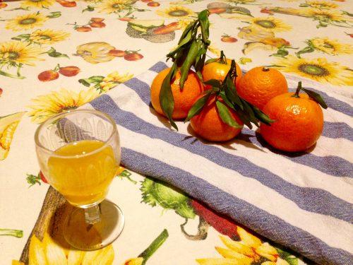 Liquore alle clementine