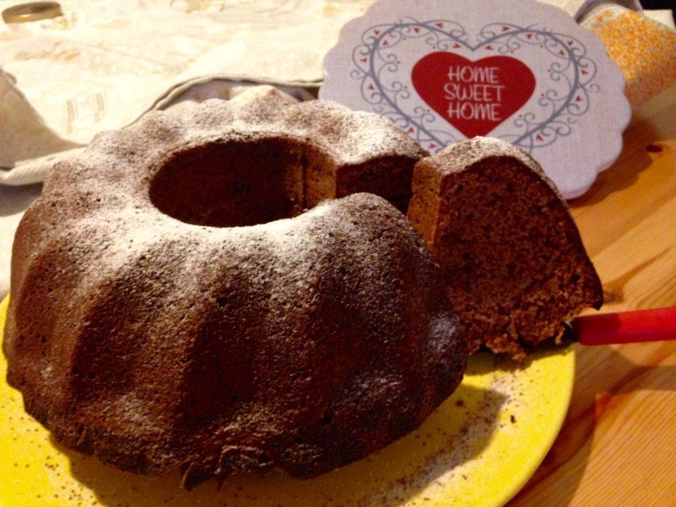 torta al cioccolato senza burro e uova