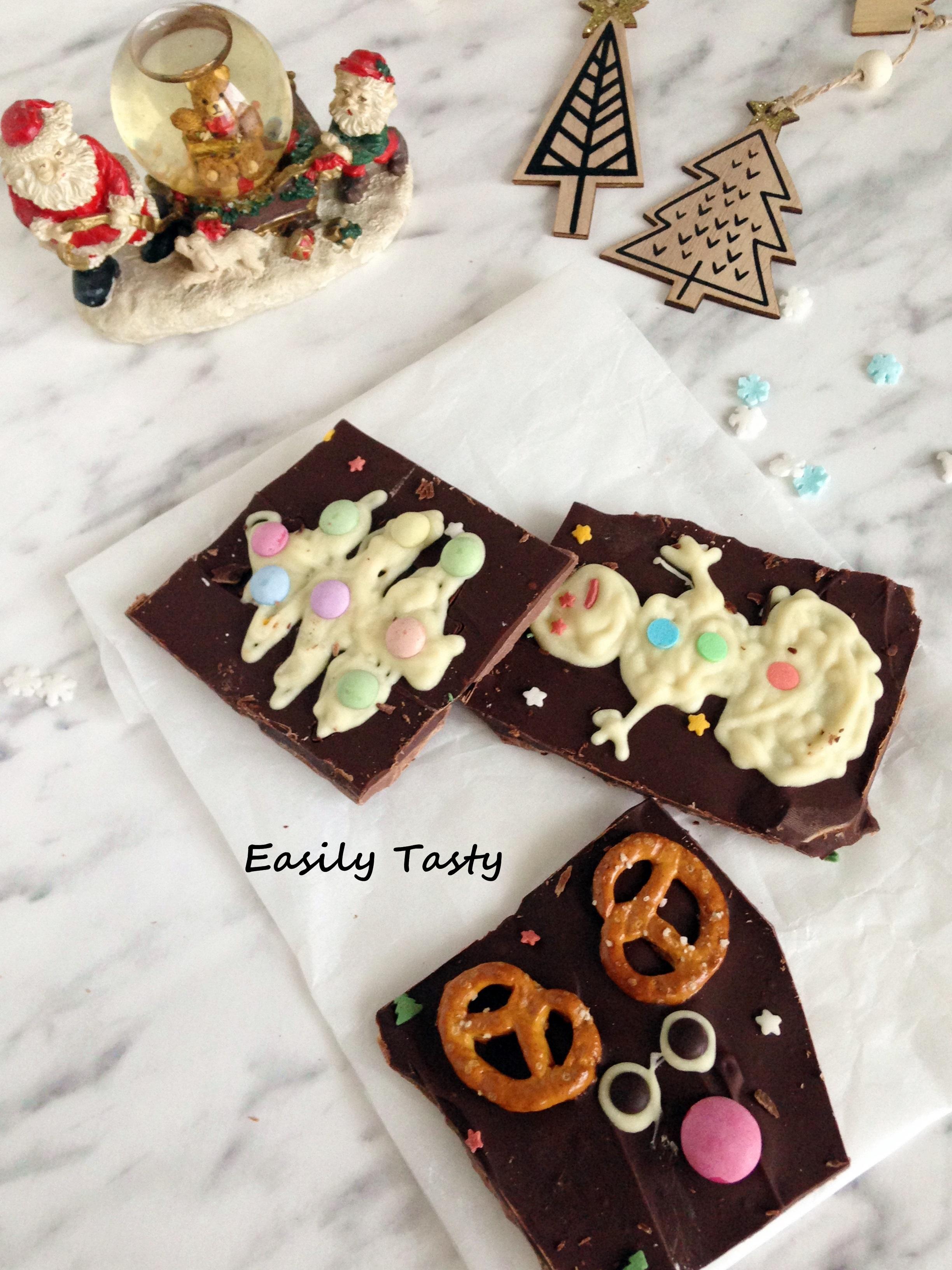 cioccolato natalizio