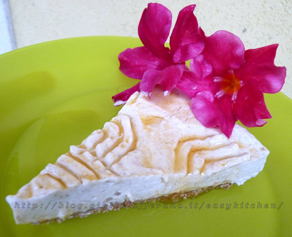 Cheesecake light facilissimo ricetta dolci senza cottura|Easy Kitchen