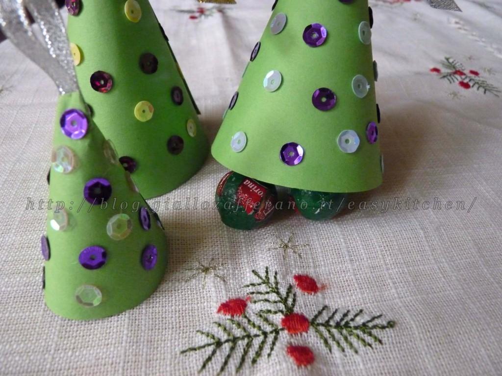 Alberelli di natale semplicissimi tutorial addobbi natalizi for Alberelli di natale