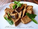 Melanzane impanate al forno ricetta facile e veloce|Easy Kitchen