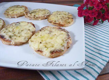 Patate filanti al forno ricetta sfiziosa