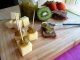 Confettura di kiwi, marmellata di kiwi