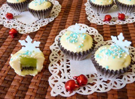 Cioccolatini con sorpresa al Kiwi