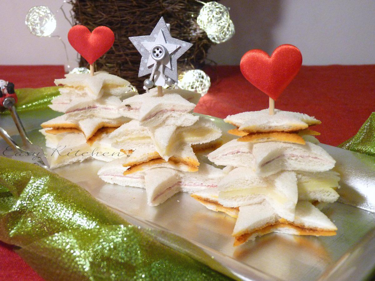 Antipasti Alberelli Di Natale.Antipasto Alberelli Di Natale Easy Kitchen