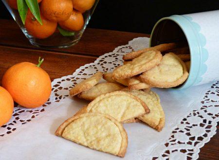 Biscotti alle Clementine ricetta senza uova