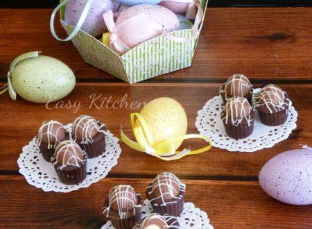 Cioccolatini pasquali furbi facilissimi