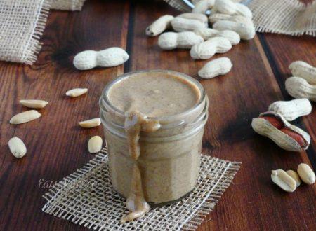 Burro di arachidi Home Made