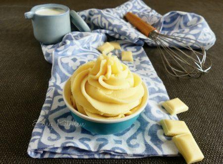 Ganache al cioccolato bianco ricetta per farcire torte