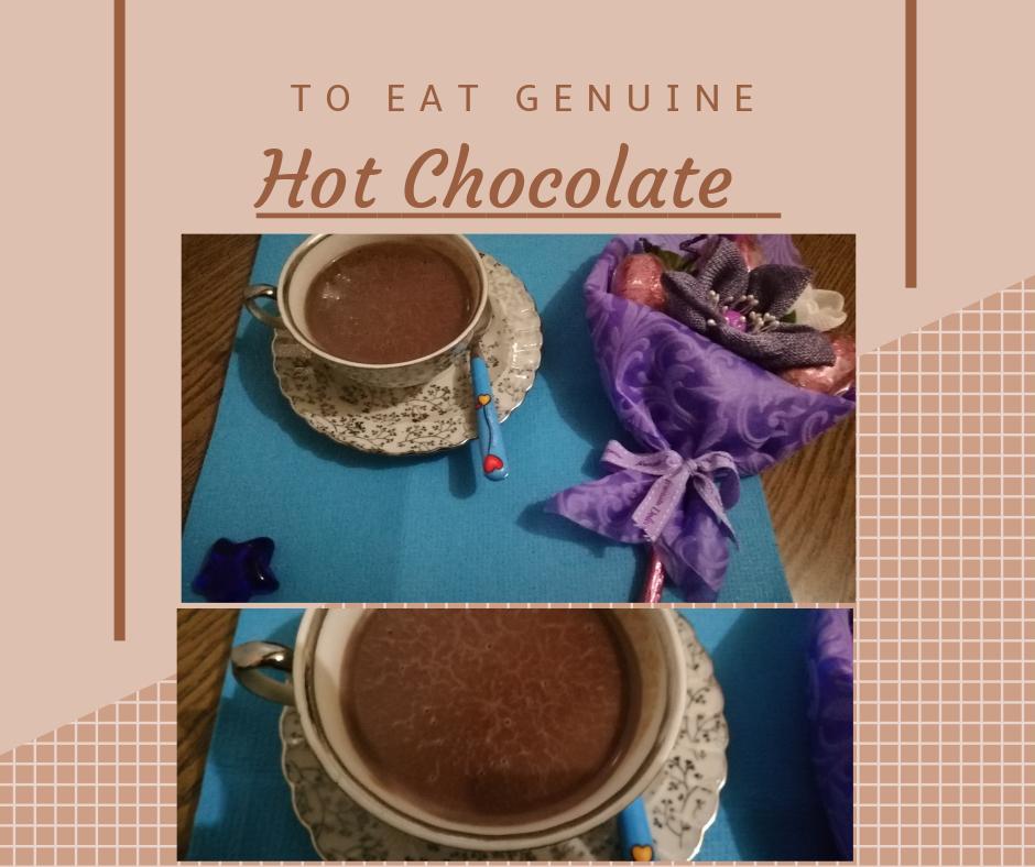 cioccolata calda