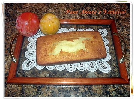 Plum Cake agli agrumi