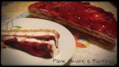 Doppia cheesecake – ricetta gustosa e leggera