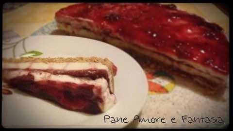 doppia cheesecake