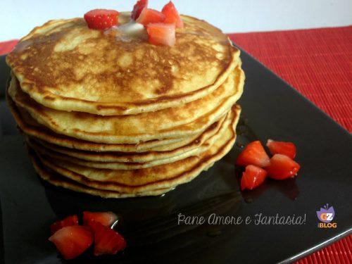 Pancakes americani – ricetta originale