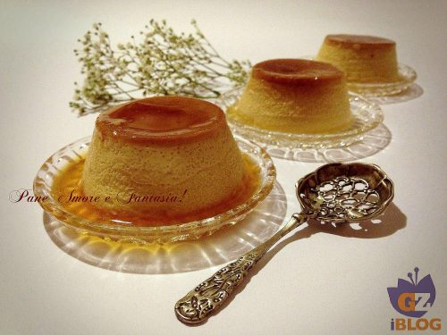 Crème Caramel – ricetta per microonde