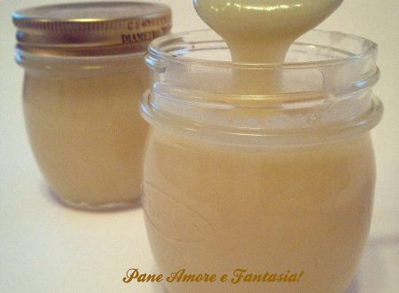 Latte condensato – ricetta casalinga