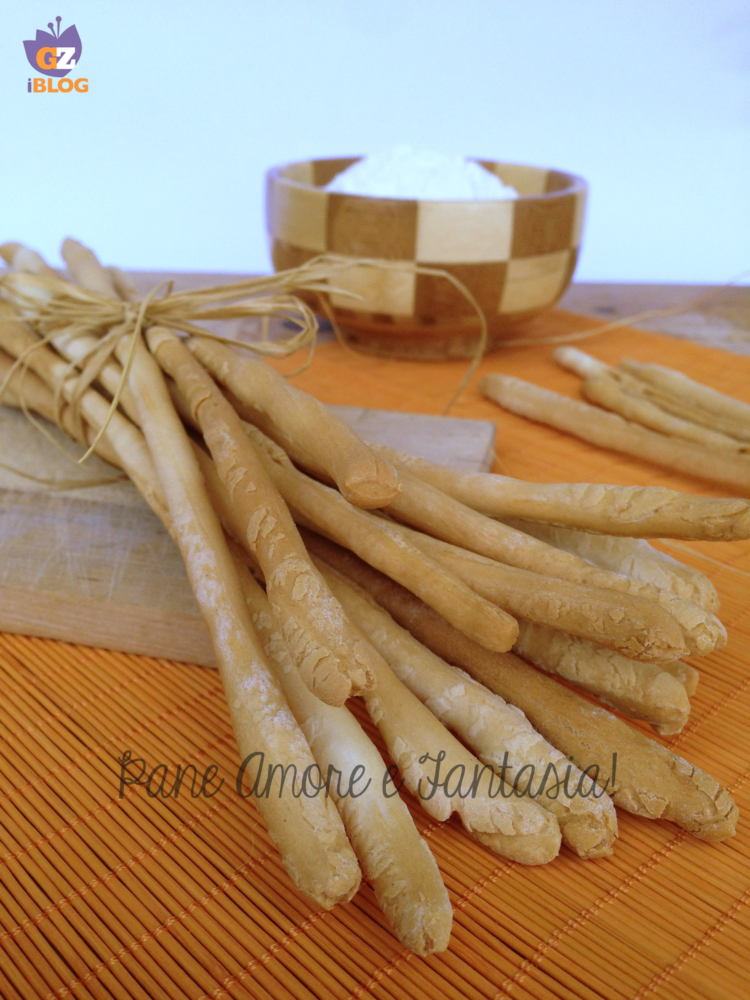 Grissini torinesi stirati - ricetta tradizionale | Pane Amore e ...