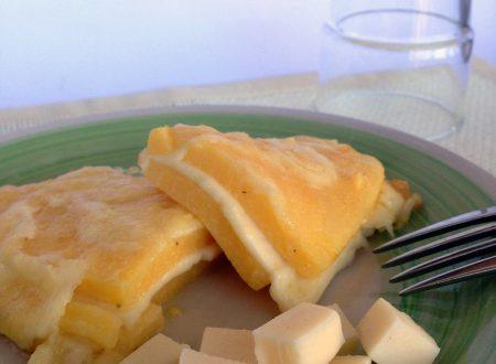 Polenta concia … a modo mio! – ricetta gustosa