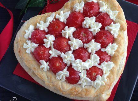 Crostata salata al mascarpone – idea sfiziosa